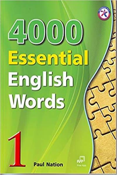 Download 4000 Essential English Words 1 (PDF+Audio)