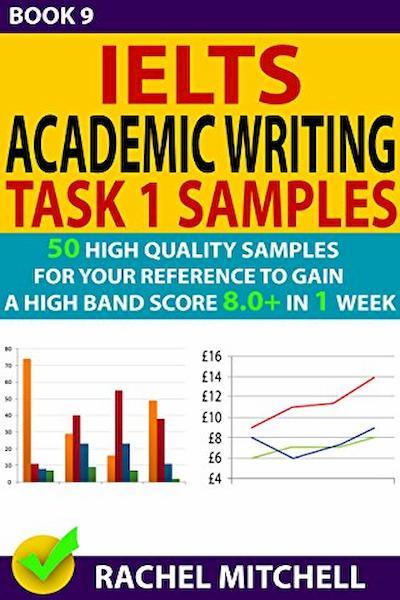 Download IELTS Academic Writing Task 1 Samples PDF