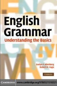 English Grammar Understanding the Basics