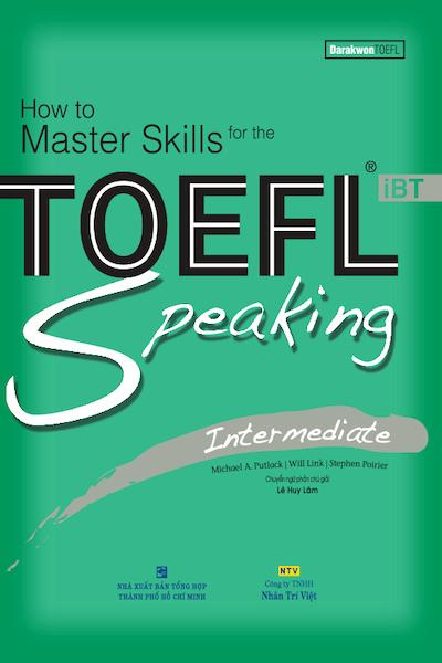 Download How To Master Skills TOEFL iBT Speaking Intermediate