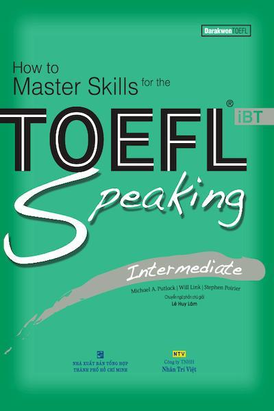 Download How To Master Skills TOEFL iBT Speaking Intermediate