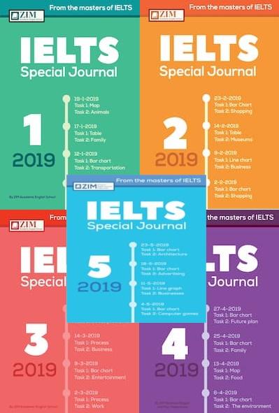 IELTS Special Journal 2019