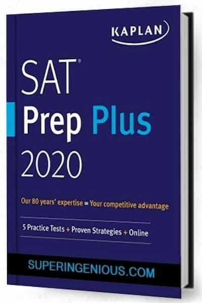 Kaplan'sSAT Prep 2020