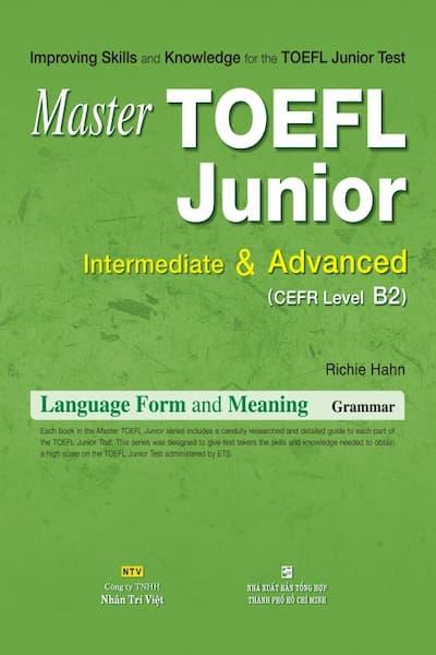 Master TOEFL Junior Intermediate and Advanced Grammar