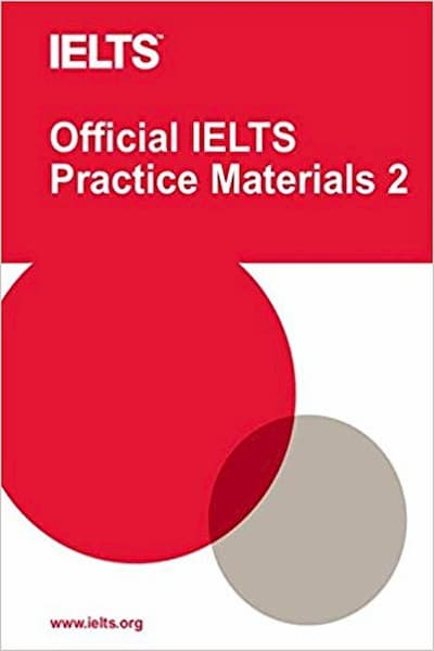 Official IELTS Practice Materials 2 (PDF+Audio)