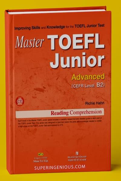 TOEFL Junior Advanced Reading Comprehension