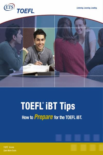 Download TOEFL iBT Tips (How to Prepare for the TOEFL iBT) PDF
