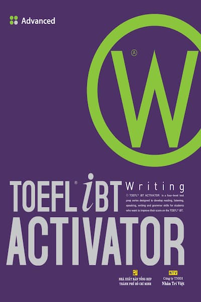 TOEFL iBT Writing Activator-Advanced