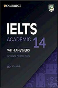Cambridge IELTS  14 Academic Book