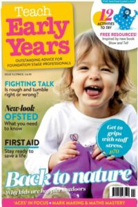Teach Early Years Magazine PDF