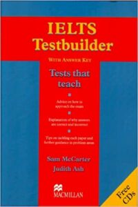 IELTS testbuilder with answer key PDF