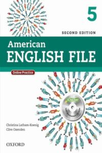 American English File Level 5 (SB+WB+TB)