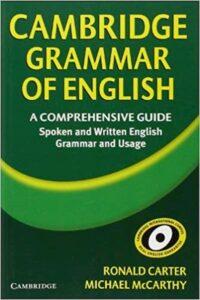 Grammar of English: A Comprehensive Guide