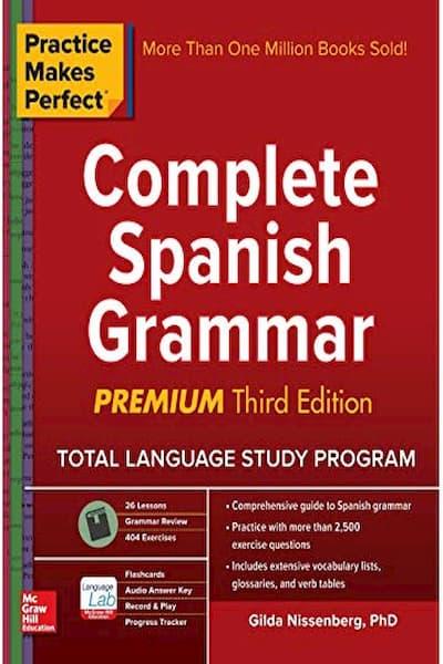 Complete Spanish Grammar Premium Third Edition