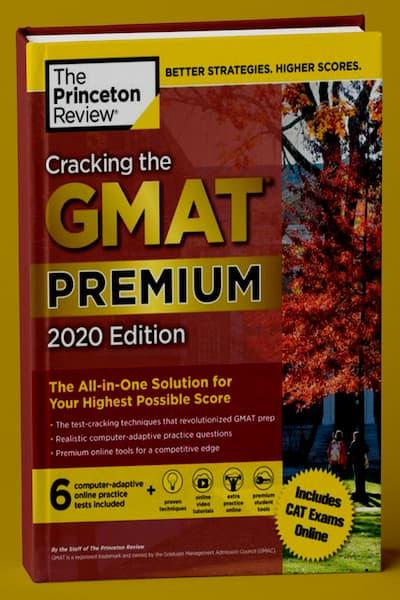Cracking the GMAT Premium Edition 2020