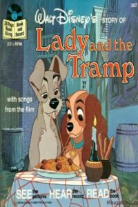Lady and the Tramp (PDF+Audio)
