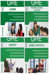 Manhattan Prep's 4th Edition GRE Strategy Guides