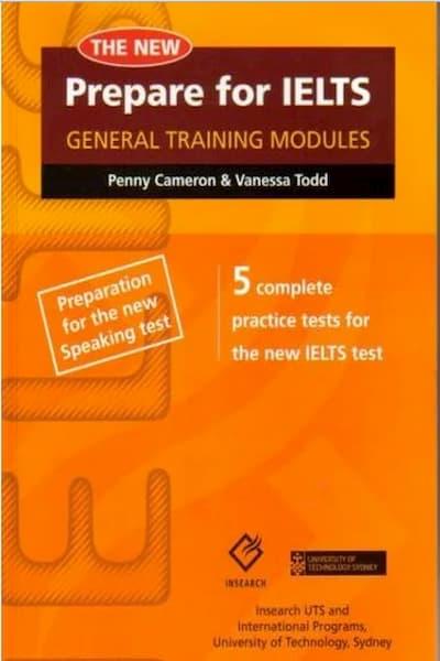 Prepare for IELTS General Training Modules -PDF & Audio