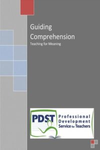 Guiding Comprehension: Teaching for Meaning
