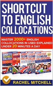 Shortcut To English Collocations (5 books in 1 Box set)