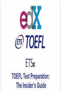 edX TOEFL Test Preparation Th-Insiders Guide Listening