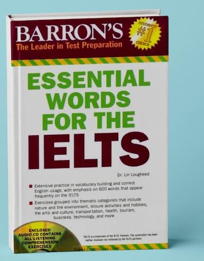 Barron's Essential Words for the IELTS (PDF+Audio)