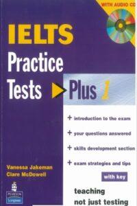 IELTS Practice Tests Plus 1 (PDF+Audio)