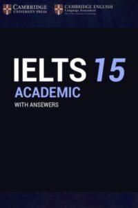Cambridge IELTS 15 Best Books