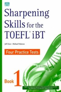 Sharpening Skills for the TOEFL iBT (PDF+Audio)