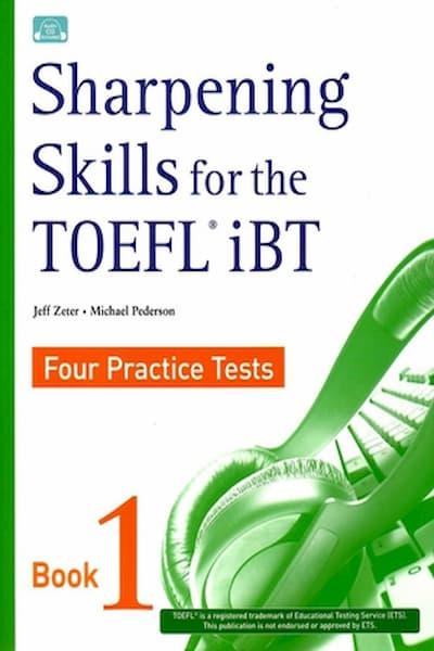 Sharpening Skills for the TOEFL iBT (PDF+Audio)