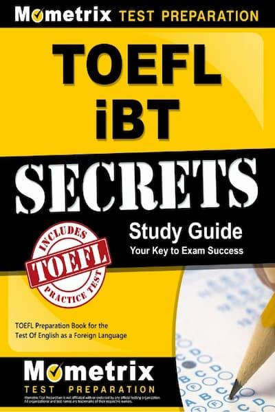 TOEFL iBT Secrets Study Guide