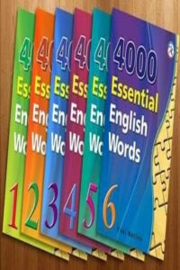 4000 Essential English Words (1-6)