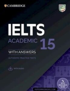 Cambridge IELTS 15 Academic Student's Book