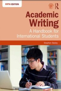Academic Writing PDF for International Students