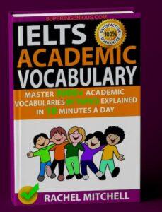 IELTS Academic Vocabulary
