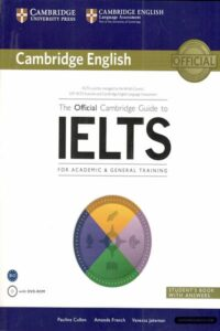 The Official Cambridge Guide to IELTS (PDF+ Audio)