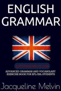 English Grammar Exercise Book