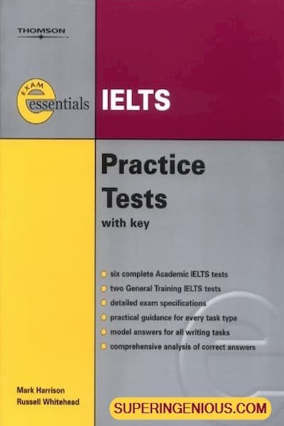 Essentials IELTS Practice Tests (PDF+CD)