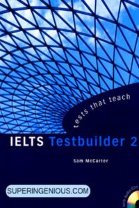IELTS Testbuilder 2 ( PDF + Audio)