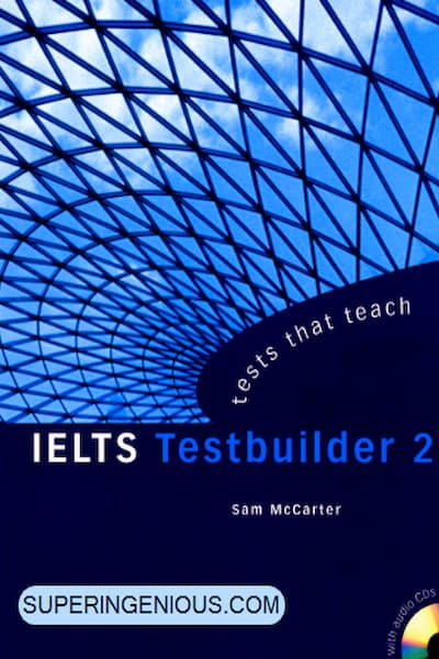IELTS Testbuilder 2 ( PDF + Audio)