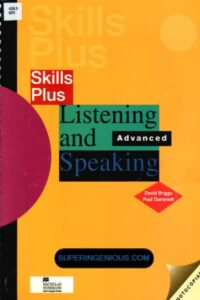 Listening And Speaking Skills Advanced