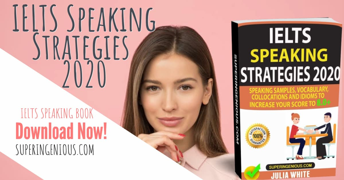 IELTS Speaking Strategies 2020 pdf