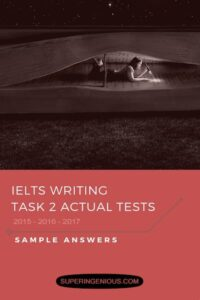 IELTS Writing Actual Tests Task 2