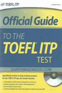 Official Guide To TOEFL ITP