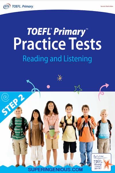 TOEFL Primary Practice Test