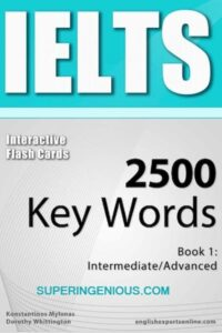 IELTS Interactive Flash Cards