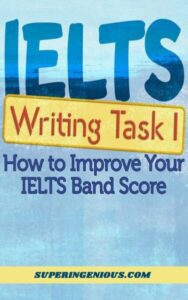 IELTS Writing Academic Task 1