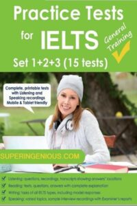 Practice Tests for IELTS