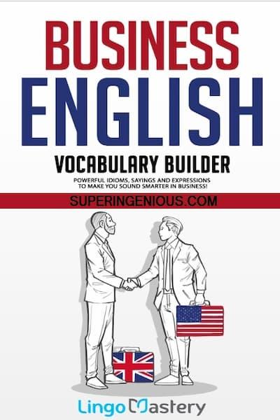 Business English Vocabulary Builder