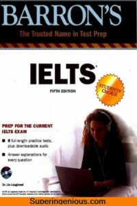 Barrons IELTS 5th Edition